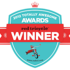 2012 Red Tricycle Award Winner
